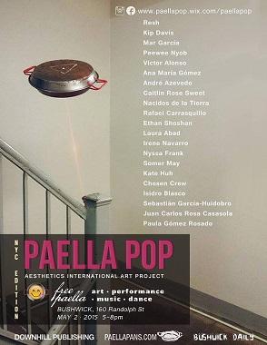 PaellaPop